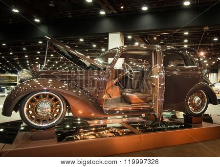 1952 Mercedes Benz 170S