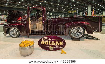 1952 International Harvester Pickup Truck