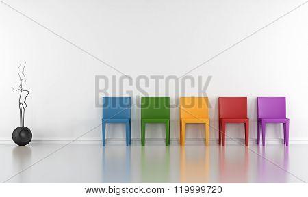 Colorful Chiar