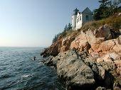 Lighthouse, Acadia National Park, Bar Harbor, Maine