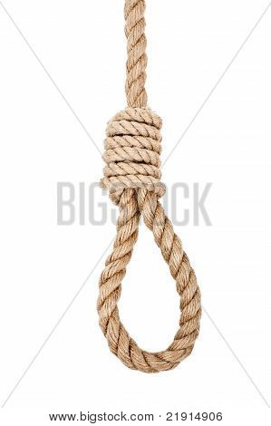 Gallows Hanging Rope