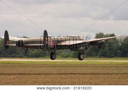 Arvo Lancaster Bomber