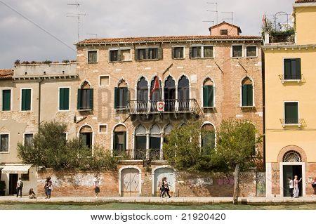 Swiss Consulate, Venice