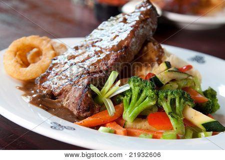 Gaelic Steak