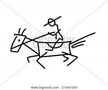 Horseman Sing