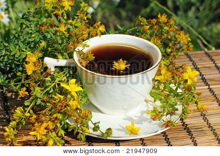 Herb Tea Time