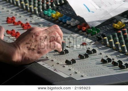 Mixer In Action