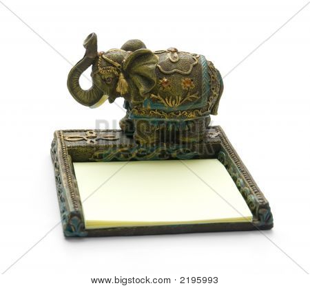 Elephant - Note Paper