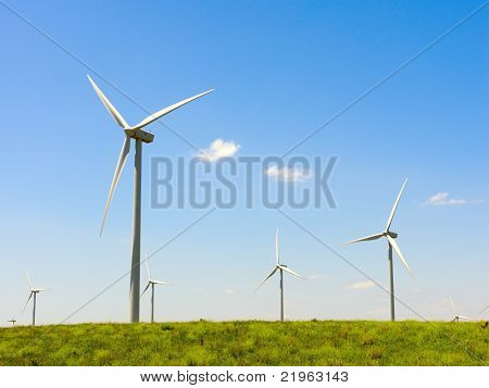 Electric Windmills