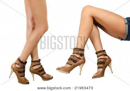 beautiful femail legs