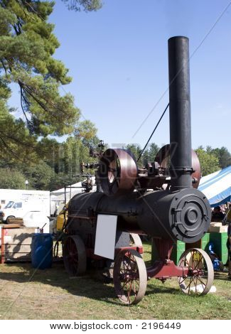 Eclipse Steam Engine