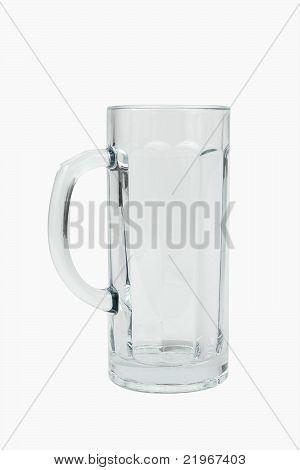 Empty Beerglass