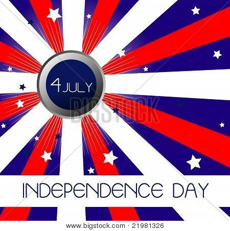 Independence Day- 4 Of July - Background