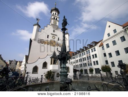 Kempten Old Town Hall amplio
