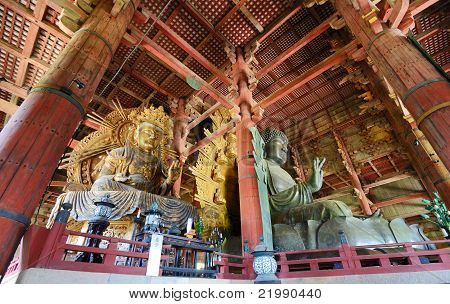 Todaiji Buddha
