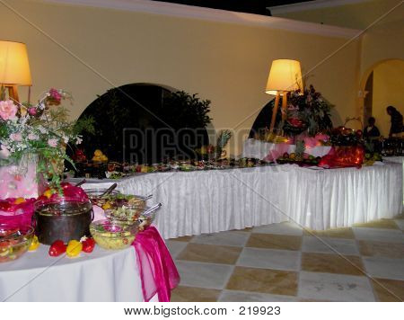 Catering Buffet Night