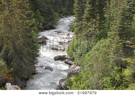 Skagway River Rush