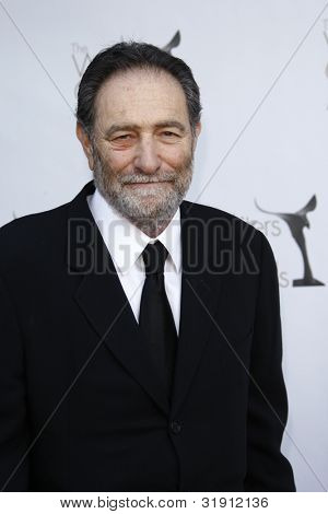 LOS ANGELES, CA - FEB 19: Eric Roth at the 2012 Writers Guild Awards at The Hollywood Palladium on February 19, 2012 in Los Angeles, California