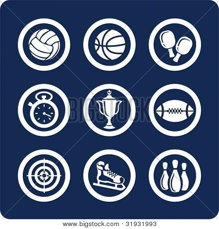 "Sport (p.1). To see all icons, search by keywords: ""agb-vector"" or ""agb-raster"""