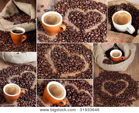 Coffe Collage