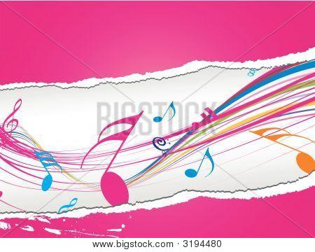 Music Tearpaper