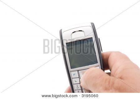 Texting Kiss