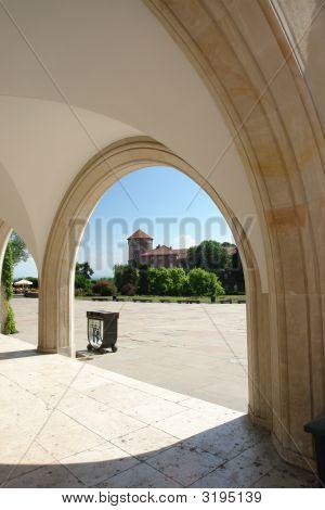Wawel Cortile
