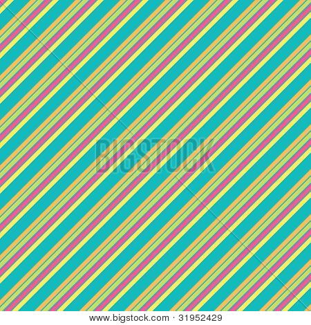 Dark Pastels Diagonal Stripe Paper