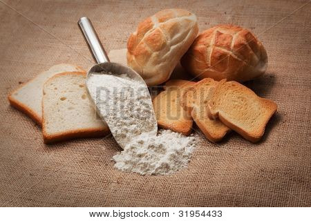 Flour and Bread