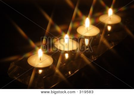 Four Candles 3