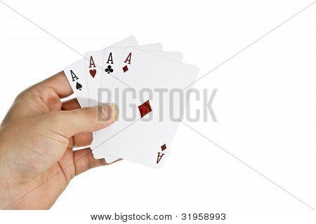 ACEs na mão