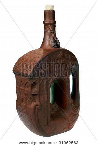Botella vinoso