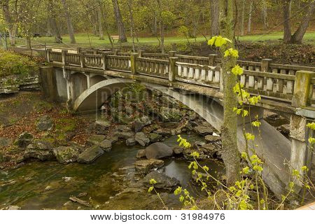 Minneopa Park Bridge