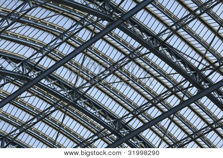Paddington Station Roof