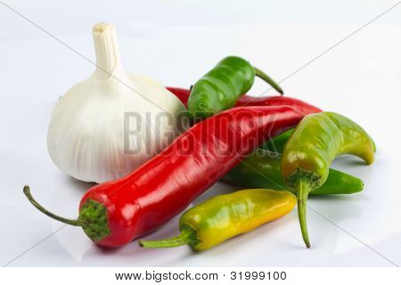 Chilli And Garlic