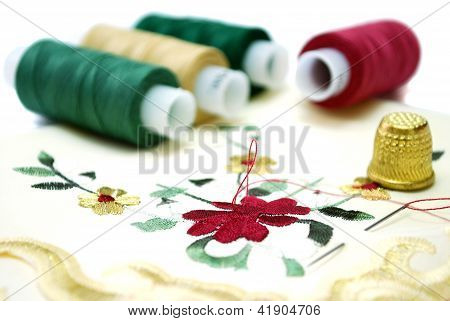 Handkerchief Sewing