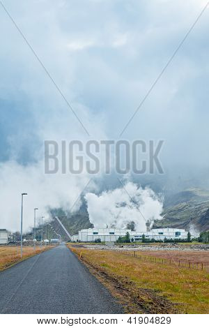 Geothermal power Iceland