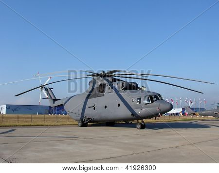 Russian Helicopter Mi-26