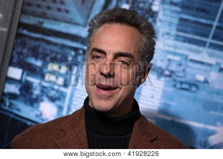 LOS ANGELES - JAN 23:  TITUS WELLIVER arriving to