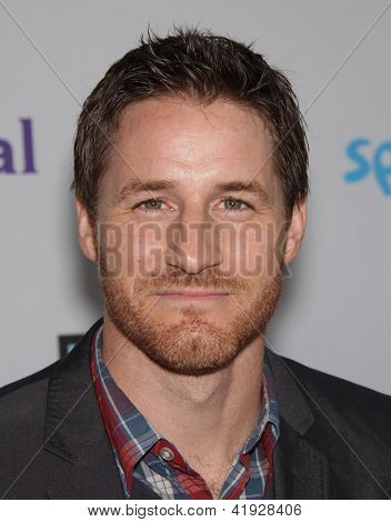 LOS ANGELES - AUG 02:  SAM JAEGER arriving to Summer 2011 TCA Party - NBC  on August 02, 2011 in Beverly Hills, CA