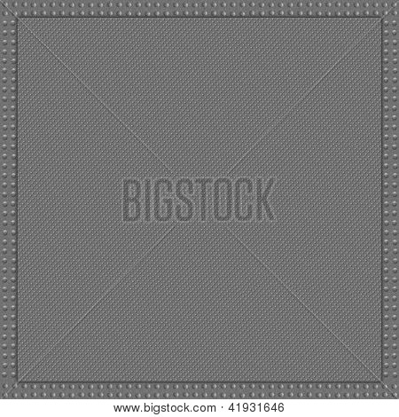 Grey Metal Abstract Background