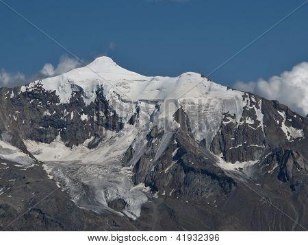 Beautiful Mountain Named Piz D`Andolla