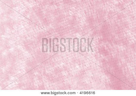 Pink Crushed Velour