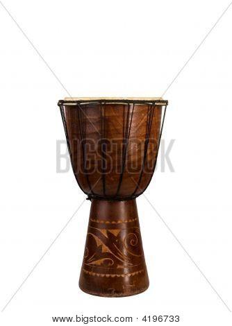 Big Brown Exotic African Drums