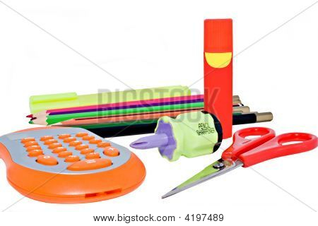 Assorted School Stationary