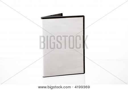 Black Box With Writable Dvd Disc.