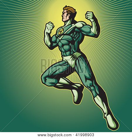 Recycle Hero 2 (no cape)