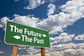 stock photo of past future  - The Future - JPG