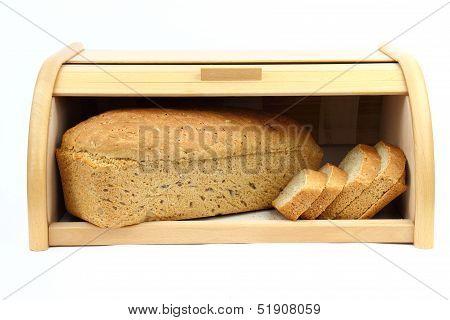 Loafs of bread