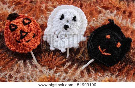 Halloween Crochet Treats